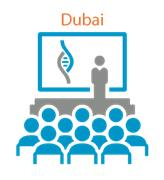 dnalife™ Certification Course, Dubai, 20-22 March 2020. ALL 6 NGX tests and Mecheck included